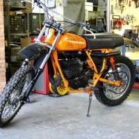 '78 Harley-Davidson MX250