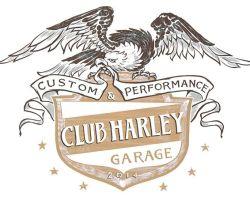 Club harley Garage 2014 Logo