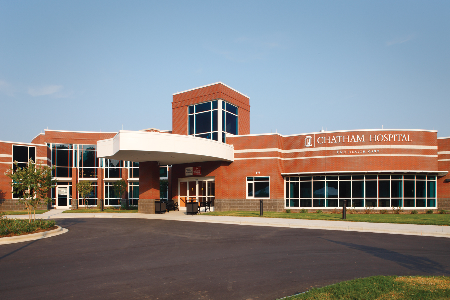 Chatham Hospital Rodgers Builders Inc