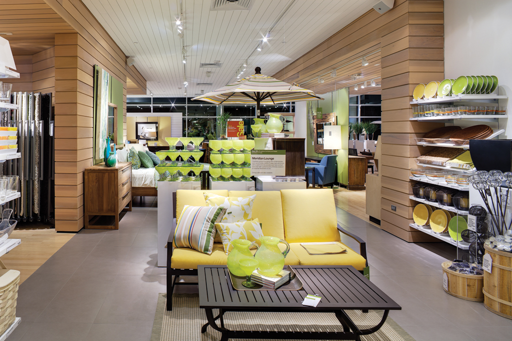Crate  Barrel  Rodgers Builders Inc