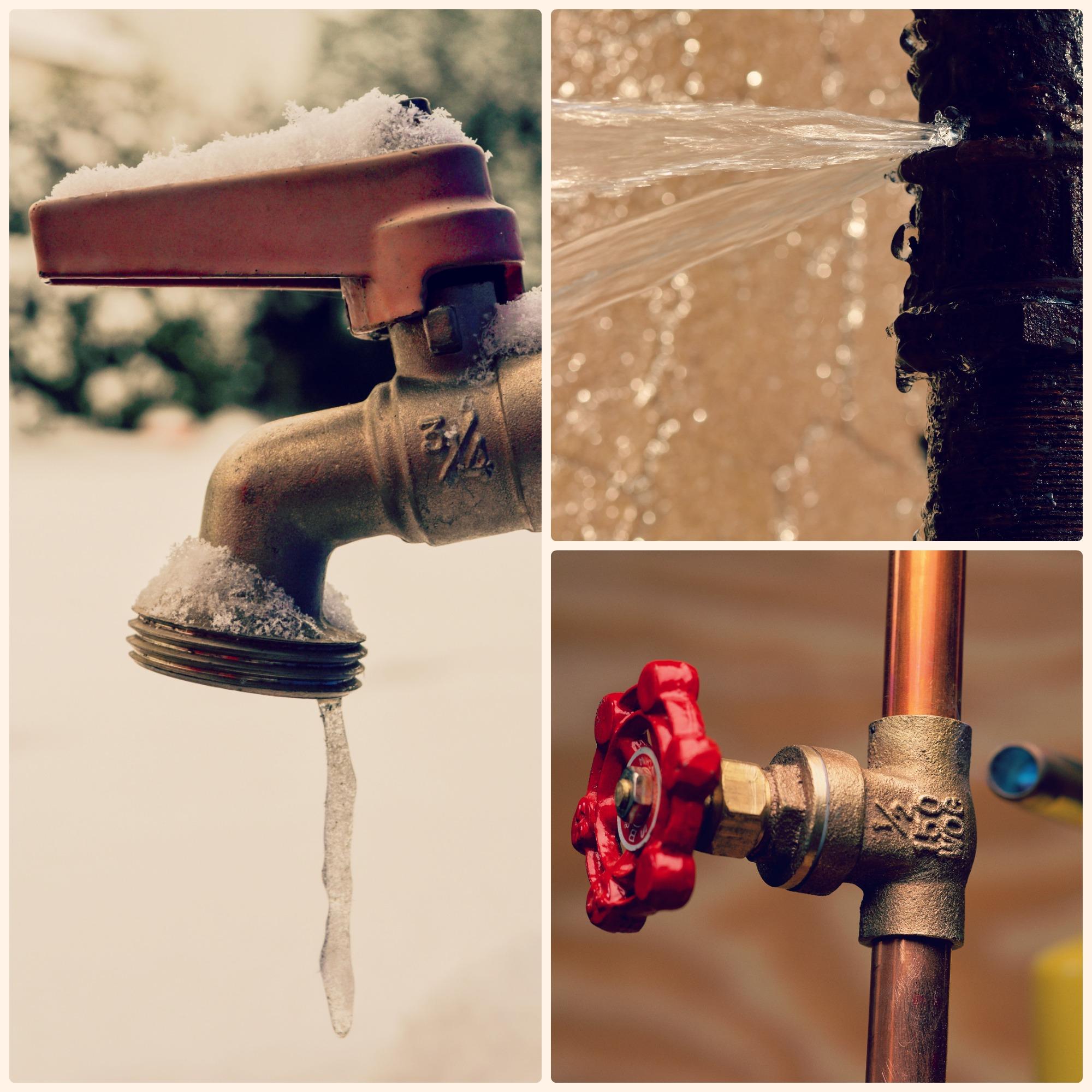 outside faucets