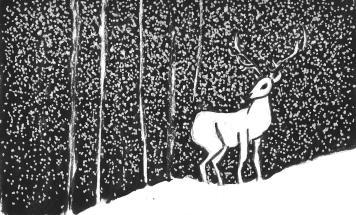 snowdeer