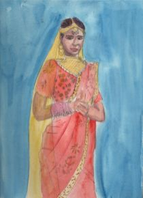 Blessed Lakshmi