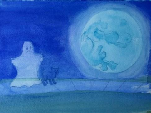 ghost moon