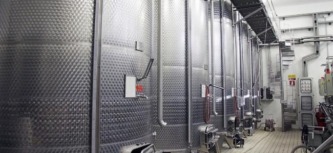 Noleggio Chiller per Cantine - Tini di Fermentazione inox - Rodini Rental Systems srl
