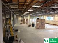 Suspended Ceiling Installation Project Leeds