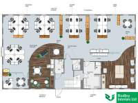 Office Space Planning and layout design