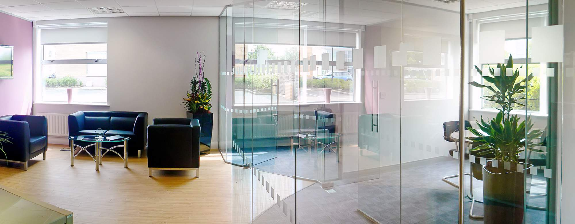 Glass Office Partitioning Glazed Office Partitions