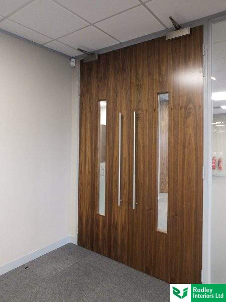 Case Study Partitioning a Large Office Space