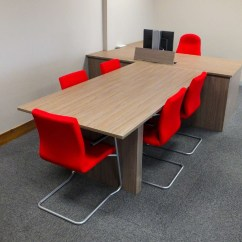 Chair Connected To Desk Covers Hire Office Meeting And Conference Room Tables