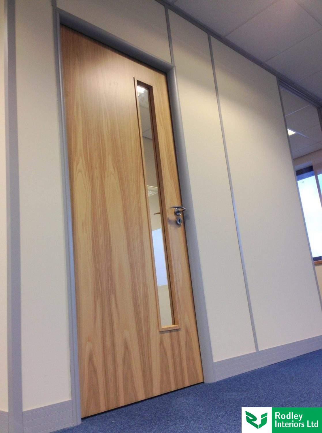Solid Core And Hollow Core Office Door Photos