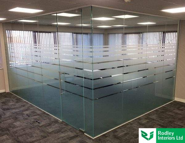 Case Study Sheffield Glass Office Partitioning