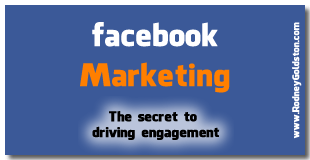 Facebook Marketing – The Secret To Driving Engagement