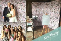 Flower Wall photo booth Hire - Rodo Creative Bespoke ...