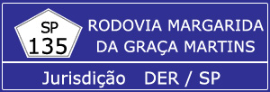 Rodovia Margarida da Graça Martins SP 135