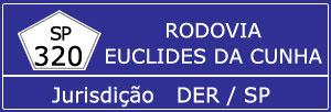 Rodovia Euclides da Cunha SP 320