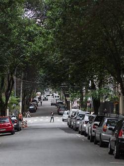 Rua Maranhão