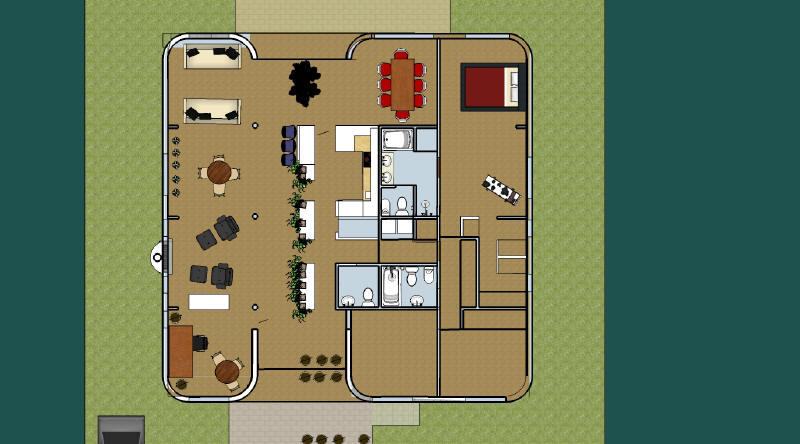 Casa modelo 196