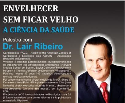 LAIR-RIBEIRO_palestra