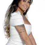 Alinne_Rosa_comanda_a_banda_Cheiro_de_Amor