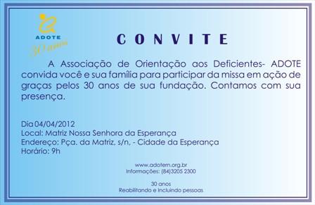 Convite_Missa_30anos