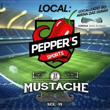 Mustache-Peppers-Sports
