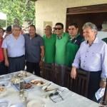 VEREADOR_DE_SO_GONALO_ALEXANDRE_CAVALCANTI_RECEBE_POLTICOS_PARA_COMEMORAR_ANIVERSRIO