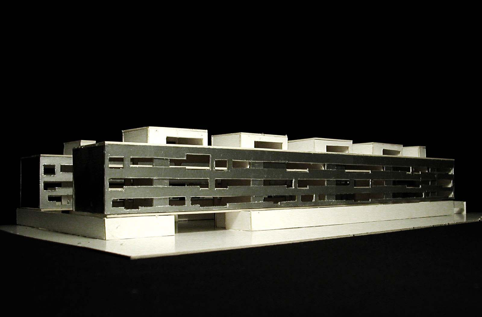 CARABANCHEL MC BUILDING. 71 DWELLINGS   Madrid