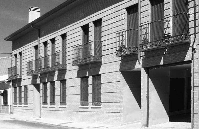 EDIFICIOS BUEN PASTOR. 16 VIVIENDAS | Toledo