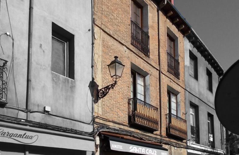 REHABILITACIÓN SC. 3 VIVIENDAS | León