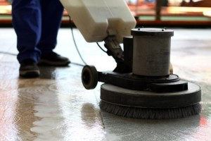 Stripping and Waxing floors Louisville
