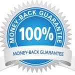 100% Money Back Guaranteed