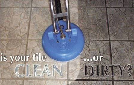 Steam Tile and Grout Cleaning Louisville