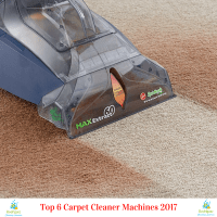 Top 6 Carpet Cleaning Machines 2017-Best Carpet Cleaner ...