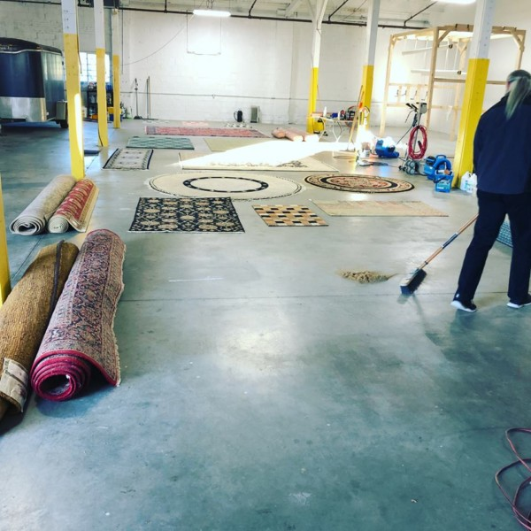 Professional Oriental area rug cleaning louisville