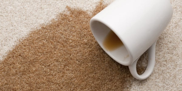 How You Can Remove A Coffee Spot Or Stain From Your Carpet Area Rugs