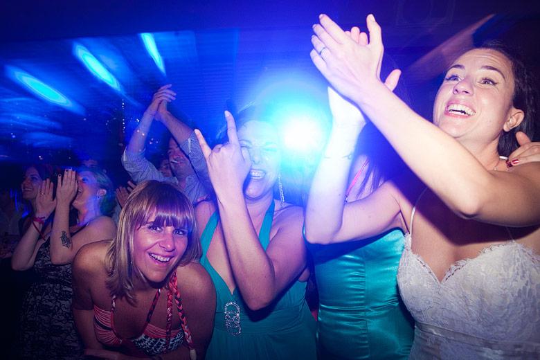 Rock n roll en la boda
