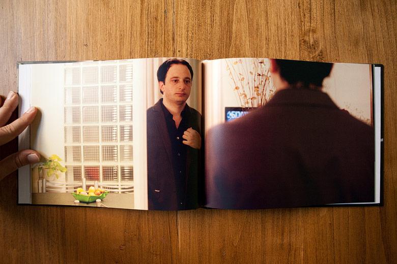 Photo book groom
