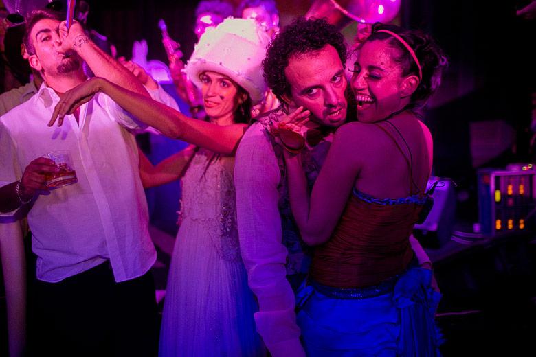 Babel Orkesta en fiesta de casamiento