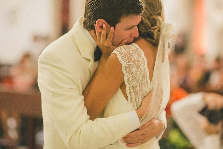 Fotografia emotiva de boda en Cartagena, Colombia
