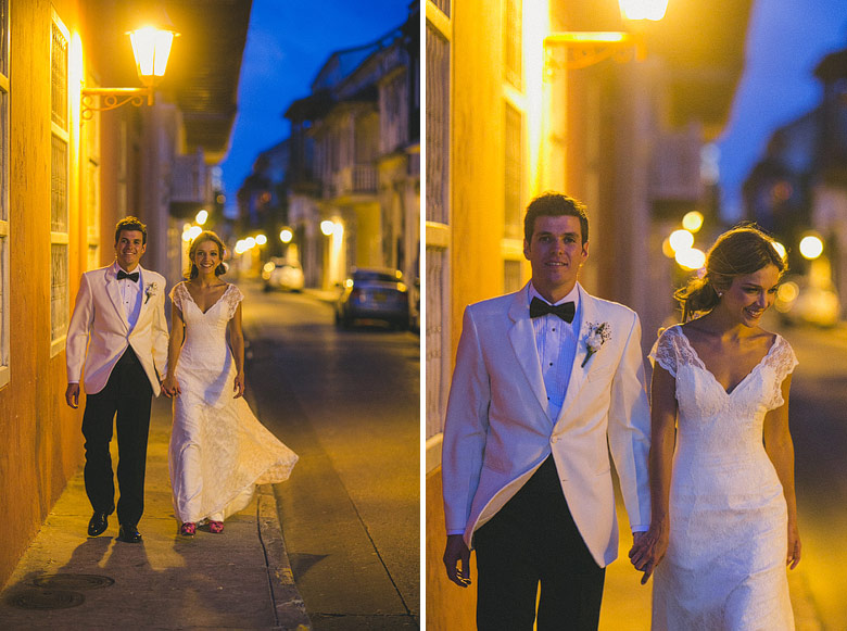 Fashion wedding photography in Cartagena, Colombia