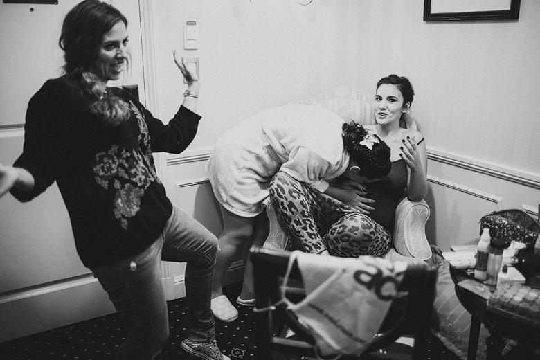 Fotoperiodismo de casamiento en Argentina