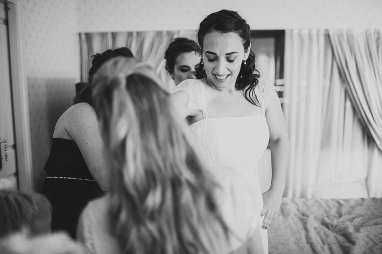 Wedding photojournalism in South America