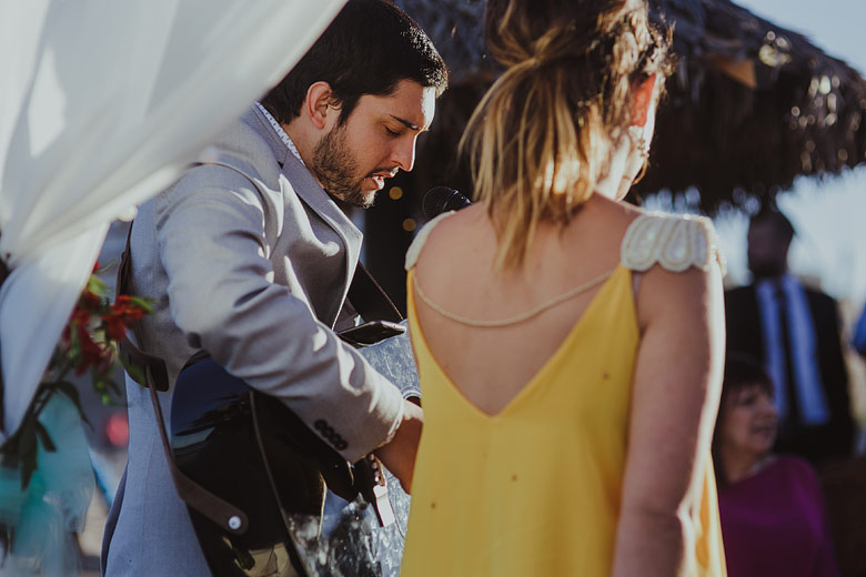 leon rogani en vivo en casamiento