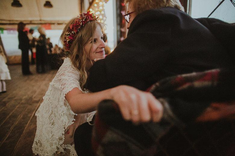 fotos de casamiento emotivas