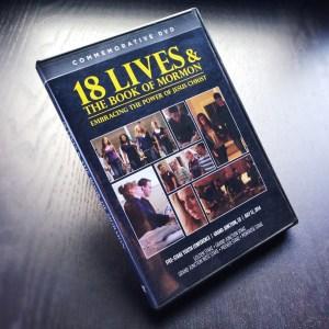 18 Lives DVD