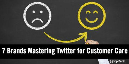 Twitter Customer Care