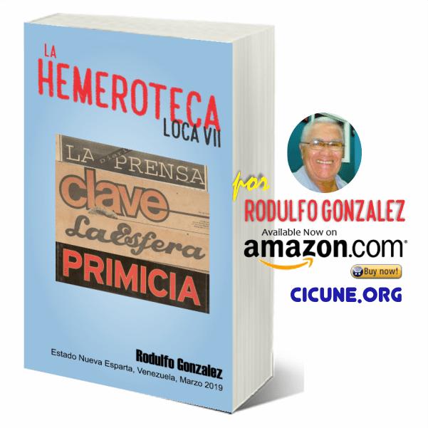 Hemeroteca de Rodulfo Gonzalez