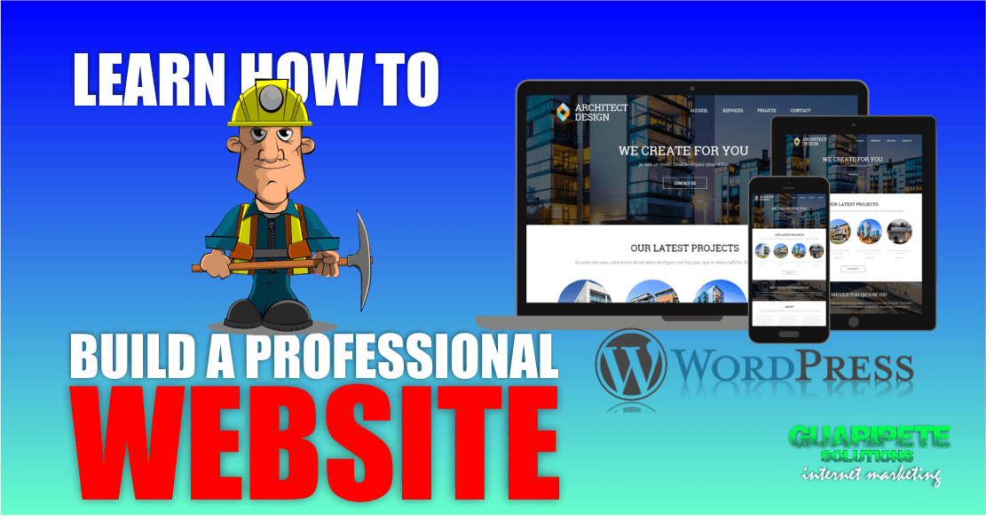 WordPress Basics Coaching Training Program by Guaripete Solutions