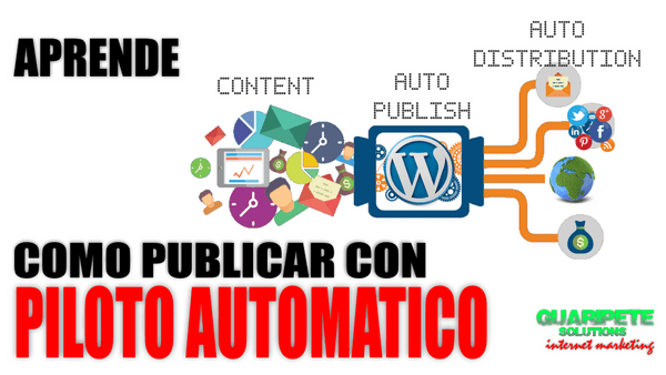 Como Automatizar WordPress